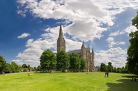 Salisbury among world's best cities in 2015