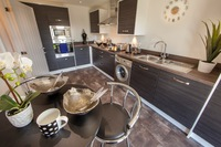 Visit Skipton show homes for interior inspiration