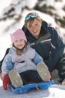 Top activities for children on a ski holiday