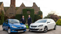 Pointer celebrates its 21-year association with Peugeot