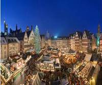 Enjoy a city break in Frankfurt this Christmas with Jumeirah