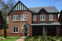 Cheshire homes hit forward sales high