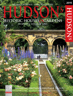 'Hudson's Historic Houses & Gardens' makes the perfect Christmas gift for heritage lovers