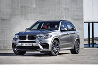 The new BMW X5 M and X6 M