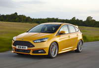 New Ford Focus ST petrol and diesel range priced from £22,195