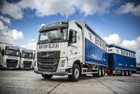 W H Bowker celebrate 42 years of close collaberation with Volvo