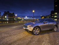 Infiniti Centre Newcastle opens for business