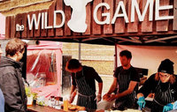 The Wild Game Co. arrive on Charlotte Street