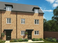 Countdown to Christmas in a brand new home in Bedfordshire