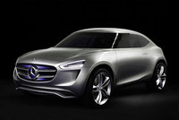 Mercedes-Benz Vision G-Code: SUC study from Asia for Asia