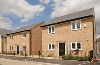 Developer tops £3.4 million in new homes sales during early success at Huntingdon
