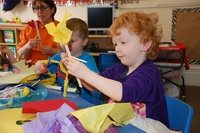 Stay and Play sessions give glimpse of nursery life