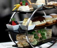 Free fizz with Eccleston Square Hotel's Afternoon Tea