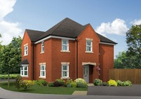 Rippon reveals luxury new homes at Wingerworth