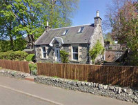 Bijou cottages for couples in Scotland at Christmas and New Year