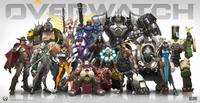 Blizzard reveals supercharged team-based shooter, Overwatch