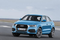 The new Audi Q3 and RS Q3 - Even better dressed for success