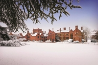 Wondrous winter weddings at Hanbury Manor