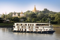 Sanctuary Ananda sets sail on maiden voyage in Myanmar