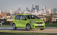 Skoda Citigo pips rivals to scoop 2014 Green Apple Award