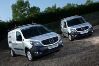 Simon Taylor Group builds for the future with Mercedes-Benz vans