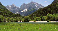 Julian Alps in Slovenia: New guided walking destination for 2015