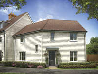 Secure a stunning new home at The Mill with Help to Buy II