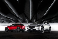 All-new Mazda CX-3 makes global debut