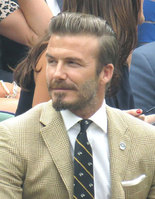 David Beckham voted celebrity Brits would most like to have breakfast with