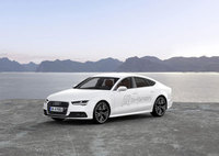A7 Sportback h-tron quattro showcases Audi fuel cell technology expertise