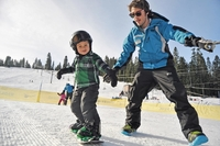 Northern California's Gold Country offers snow many options to get out there this year