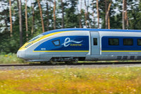 Eurostar launches new fleet