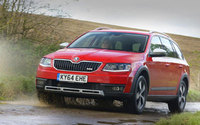 Skoda gears up for winter with its broadest and best-value 4x4 line-up ever