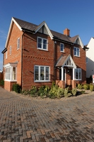 New showhomes unveiled at The Greenway, Didcot