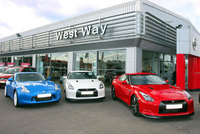 West Way Nissan expands into London