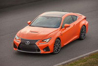 The Lexus RC F: Performance for all