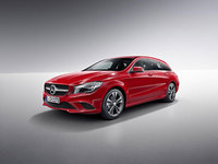 Mercedes-Benz CLA Shooting Brake: Space for something new