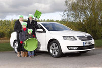 Get ready with a Skoda Winter Health Check