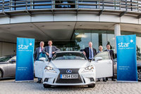 Star Medical signs for new Lexus fleet