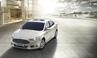 First all-new Ford Mondeo Hybrids leave the assembly line