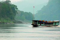 Follow in Sue Perkins' footsteps along the Mekong