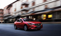 2015 Mazda6 - Refreshed styling, enhanced standard equipment