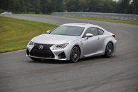 Lexus RC F: Engineered for maximum reward
