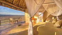 Honeymoon and family cottages in Meru National Park, Kenya