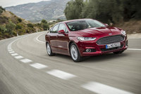 All-new Ford Mondeo achieves maximum five-star Euro NCAP safety rating