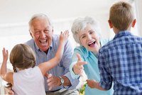 Britain's grandparent army save Britain £17bn annually in childcare costs