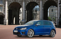 Volkswagen Golf R wins BBC TopGear Magazine Hot Hatch award