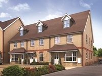 Take advantage of the fantastic incentives at Taylor Wimpey's Portslade Mews