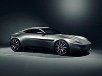 Built for Bond: Aston Martin debuts unique car for Spectre