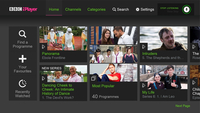 BBC iPlayer gets ready for Christmas